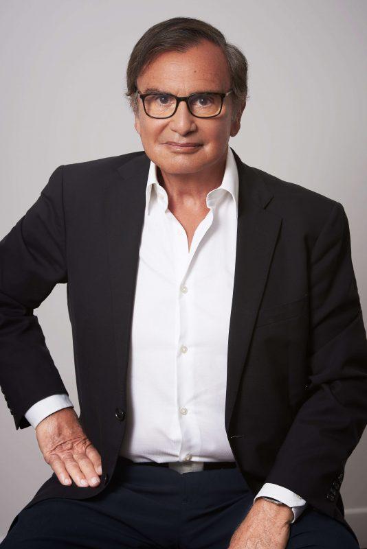 Portrait du docteur Pierre Bouhanna